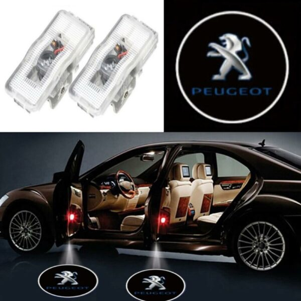 Peugeot Ghost Shadow lights