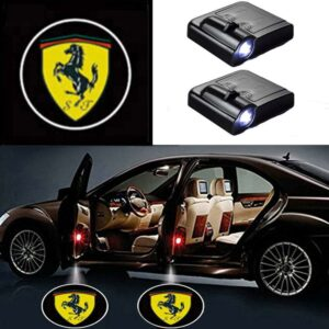 Ferrari Car Door Lights