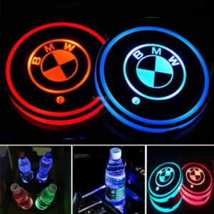 BMW Cup Holder Lights