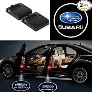 Subaru car door lights