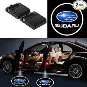 Subaru car door lights