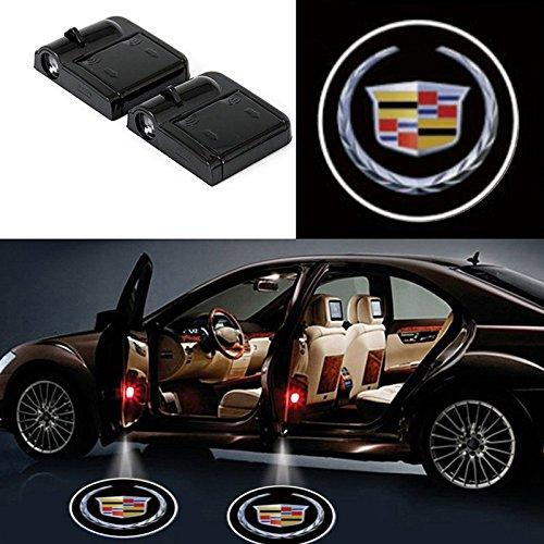 Cadillac Car Door Lights