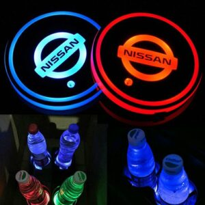 Nissan LED Cup Holder