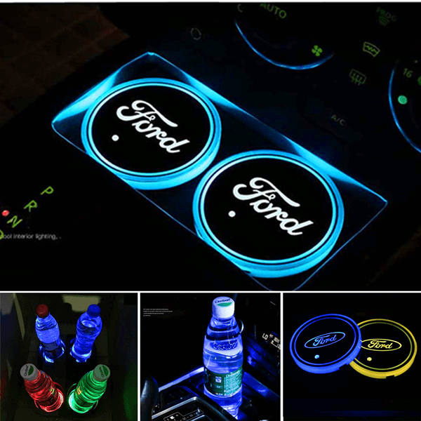 Ford Cup Holder Lights