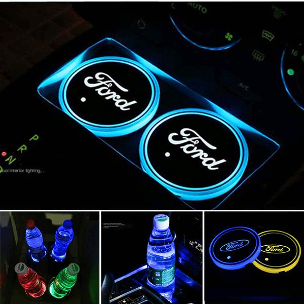 Ford Cup Holder Lights