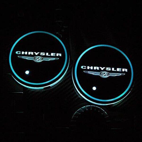 Chrysler LED Cup holder light