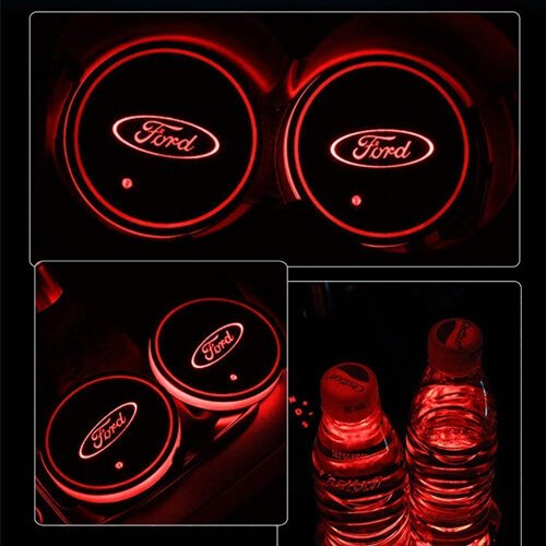 Ford Cup Holder Lights 副本