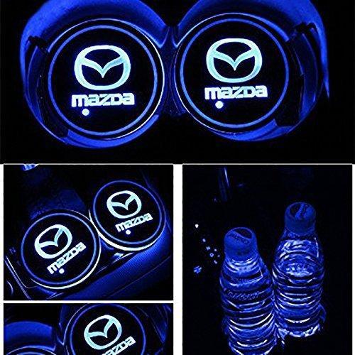 Mazda LED Cup Holder Light