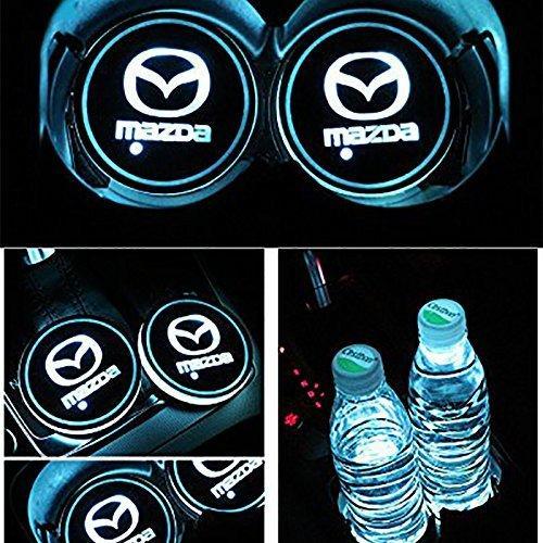 Mazda LED Cup Holder Lights