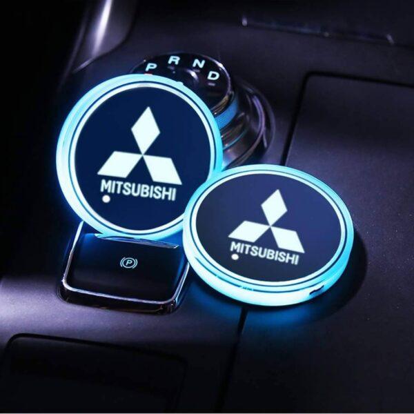 Mitsubishi LED Cup HoldS