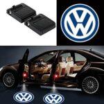Volkswagen Car Door Lights