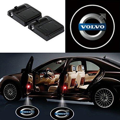 Volvo Car Door Lights