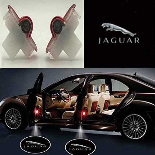 Jaguar Car Logo Lights