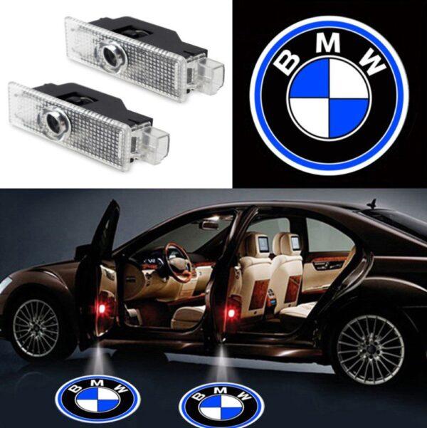 BMW Ghost Lights