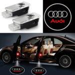 Audi Ghost Shadow Lights