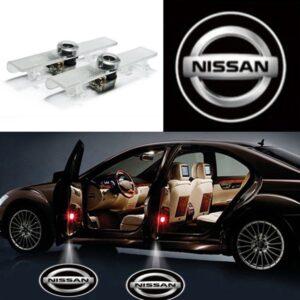 Nissan Courtesy Lights