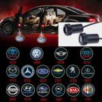LED Car Door Projector