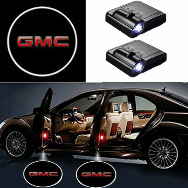 GMC Car Door Lights