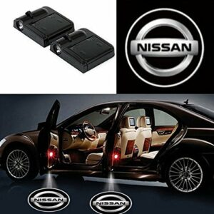nissan door lights