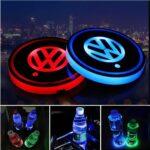 VW Cup Holder Lights