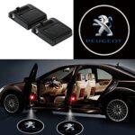 Peugeot Car Door Lights