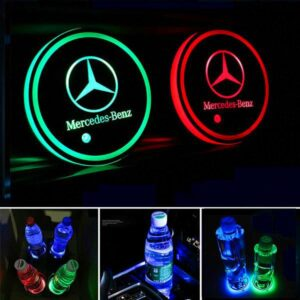 BenZ LED Cup Holder