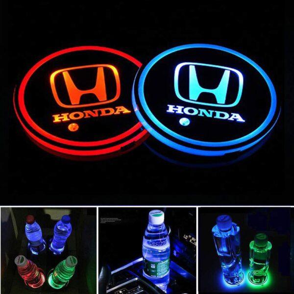 Honda LED Cup Holder Lights