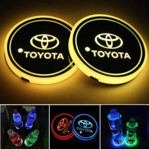 Toyota Logo Coaster