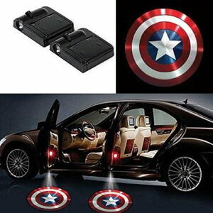 Captain America Door Lights