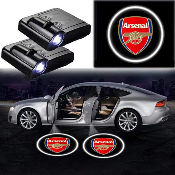 Arsenal Logo Lights