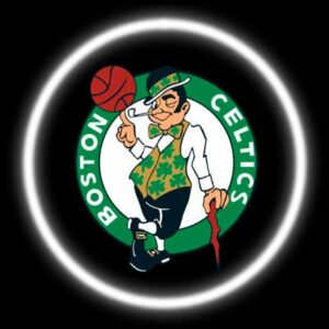 Boston Celtics Car Door Projector Light