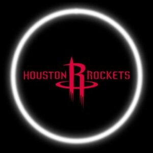 Houston Rockets Car Door Projector Light