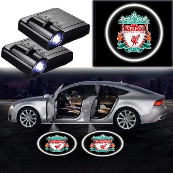 Liverpool Logo Lights