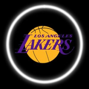 Lakers Car Door Projector Light