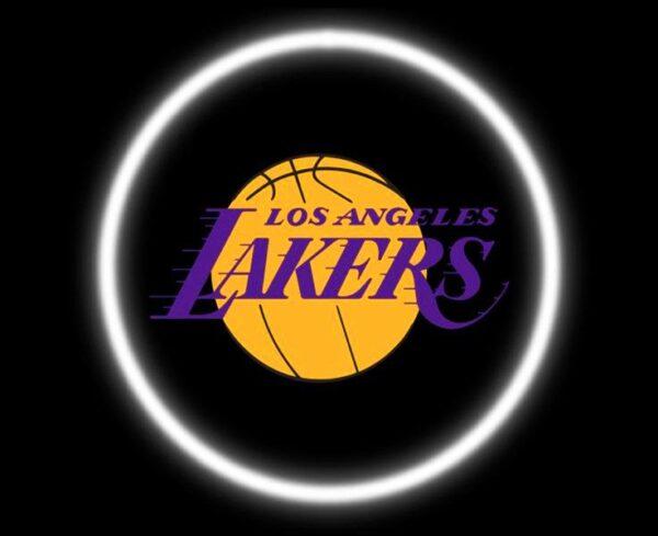 Lakers Car Door Projector Light