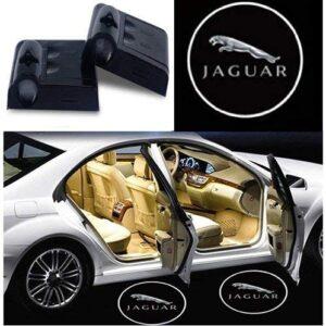 Jaguar Car Door Lights