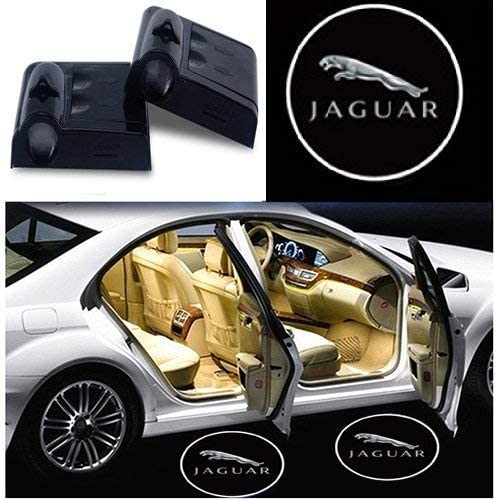Jaguar Car Door Lights