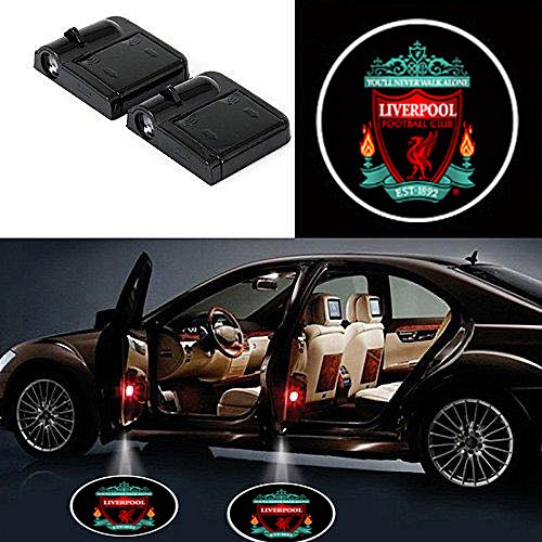 Liverpool door projector lights