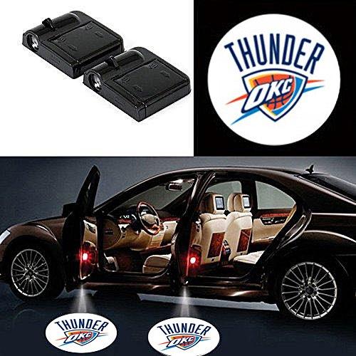 Thunder door projector lights