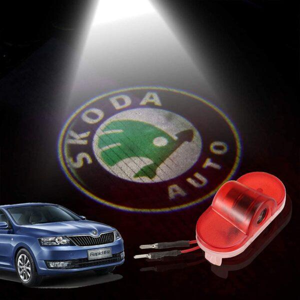 Skoda ghost shadow light