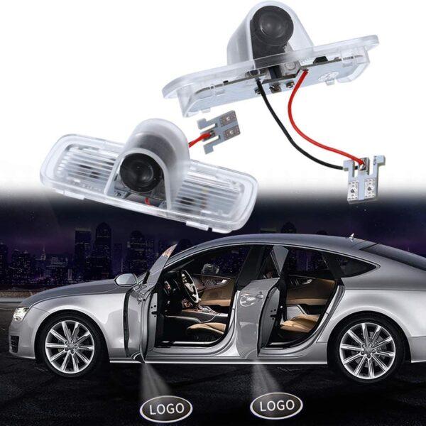 Honda Car Door Projector Lights