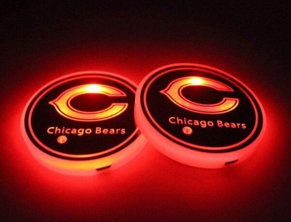 Bears Chicago logos