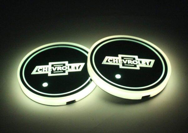 Chevrolet logos