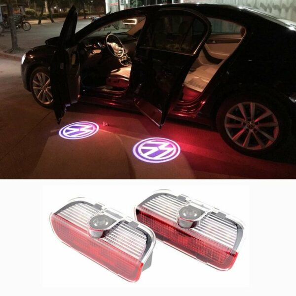 VW Ghost Shadow Lights Courtesy Step Lights