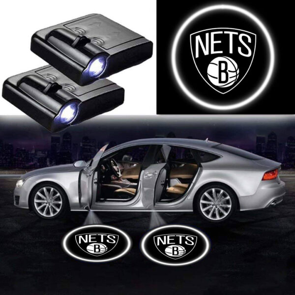 Nets Logo Lights