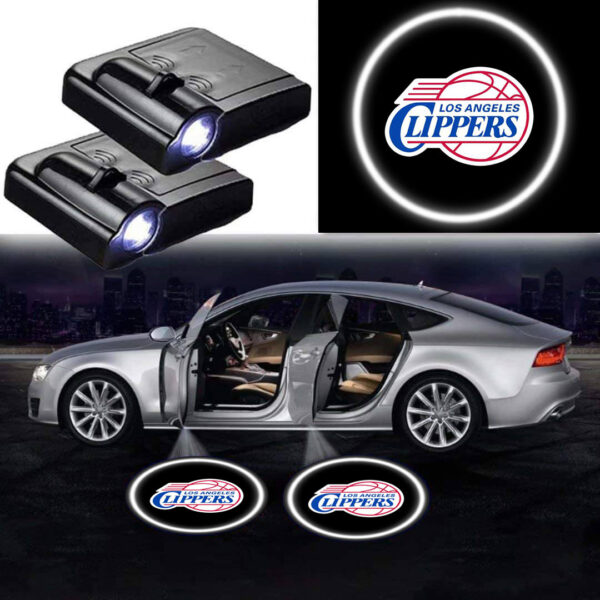 Clippers Logo Lights