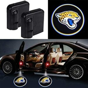 Jacksonville Jaguars Car Door Lights