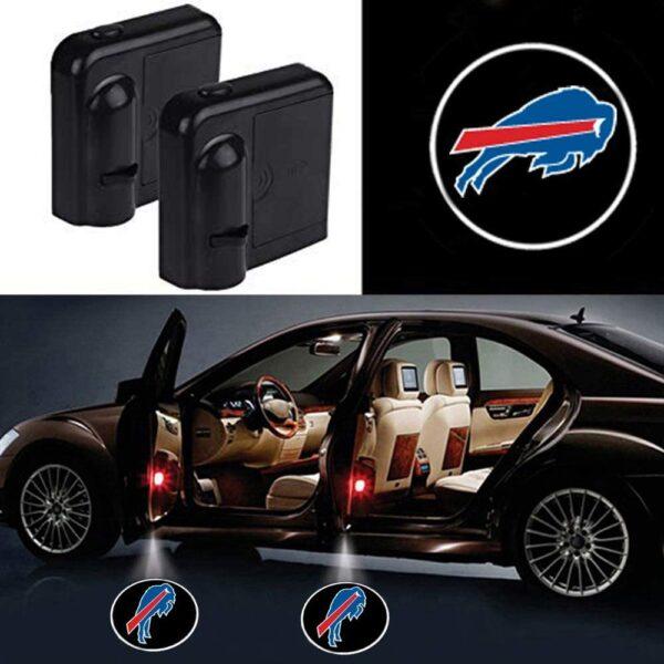 Car Door Courtesy Light for Buffalo Bills