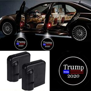 Donald Trump Car Door Projector