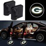 Green Bay Packers Logo Lights